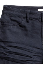 Shorts in twill - Blu scuro - DONNA | H&M IT 3
